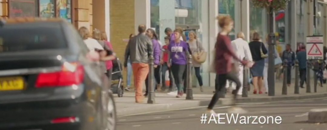 A&E In The War Zone, Channel 4