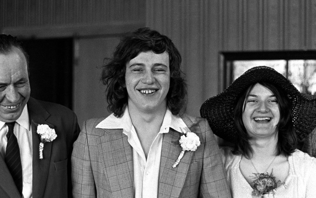 Charlie's Wedding, May 1975